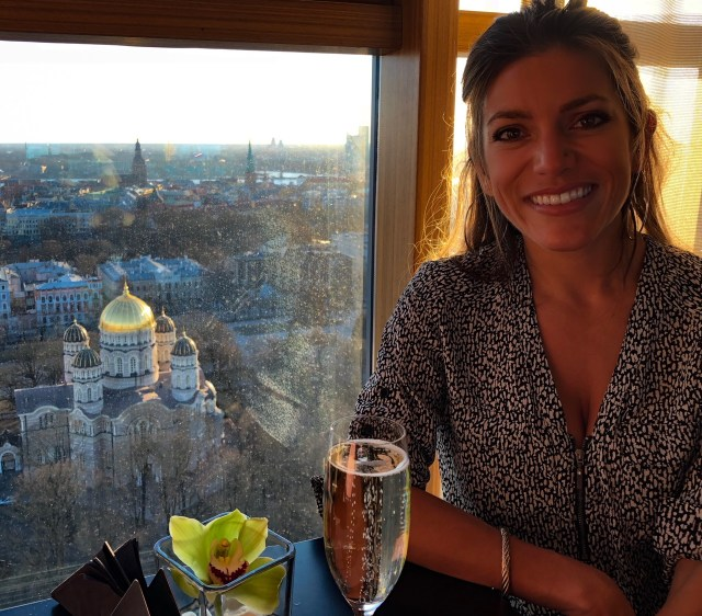Skyline Bar: A Perfect Day in Old Town Riga, Latvia