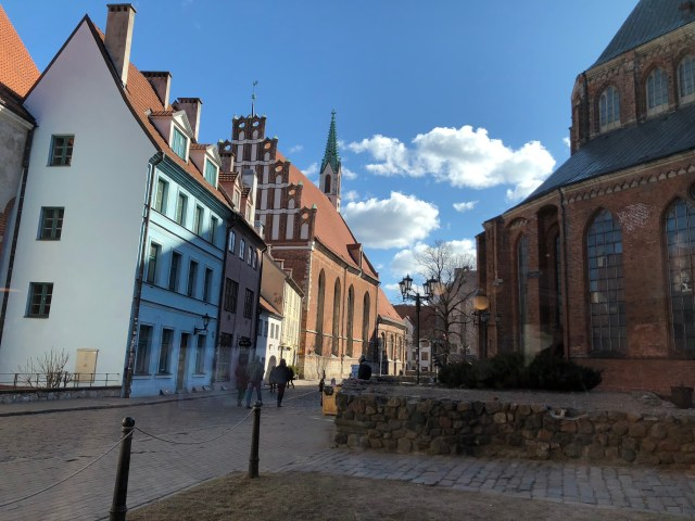 A Perfect Day in Old Town Riga, Latvia