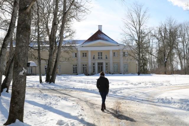 Kau Manor, Estonia