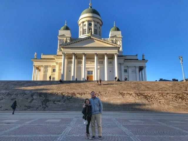 Senate Square, One Day in Helsinki