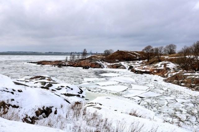 One Day in Helsinki: Suomenlinna