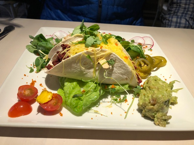 Dining in Tallinn: Vegan Restaurant V