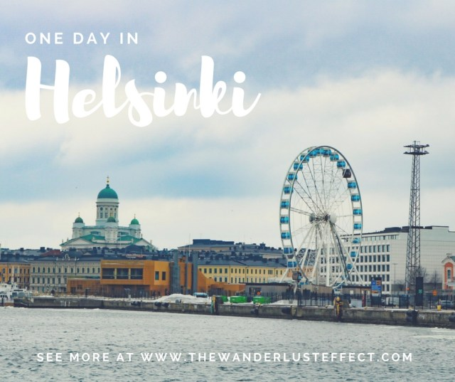 One Day in Helsinki