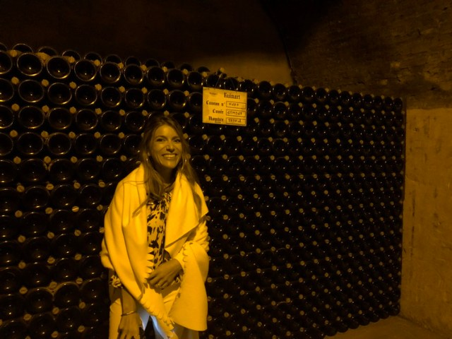 Wine Tasting at Ruinart, One Day in Champagne