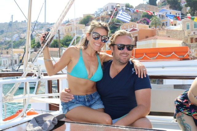 GREECE: Exploring Symi by Boat