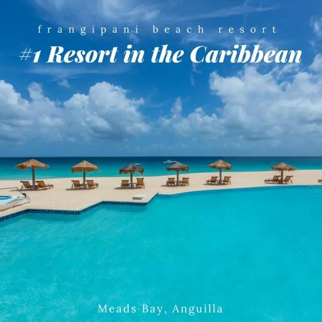 Frangipani Resort, Anguilla