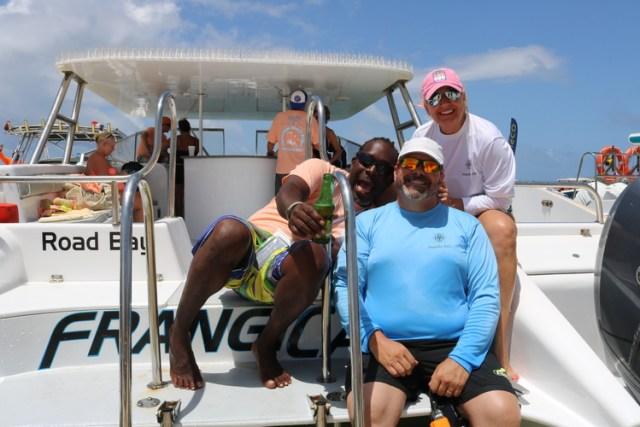 Anguilla Poker Run