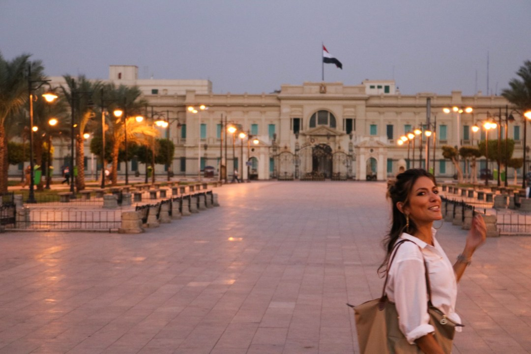 Food Tour through Cairo