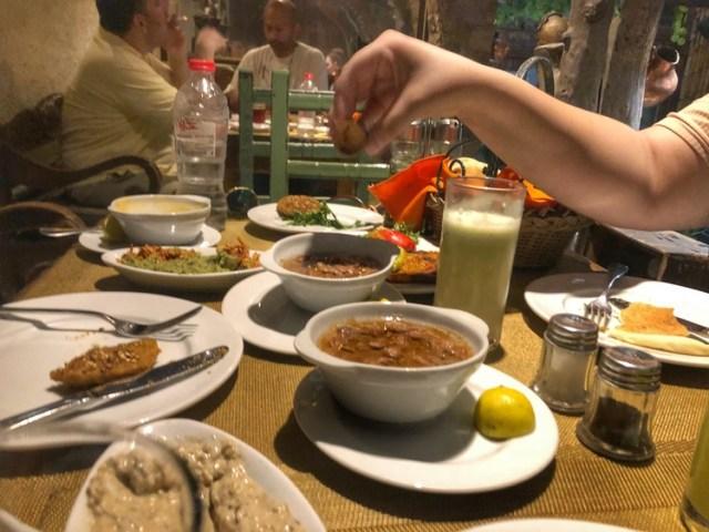 Three Days in Cairo, Food Tour through Cairo