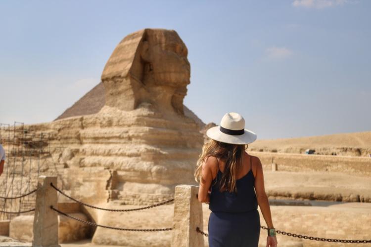 ITINERARY: Three Days in Cairo