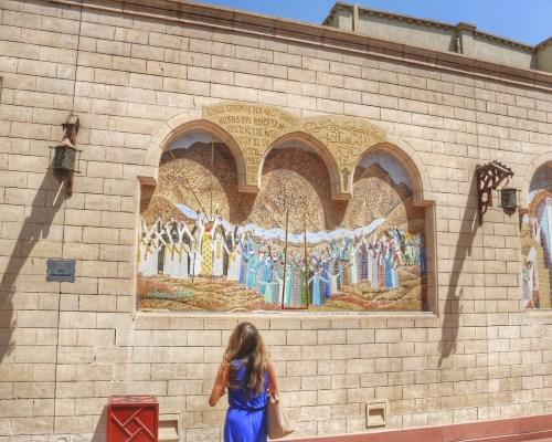 Exploring Coptic Cairo