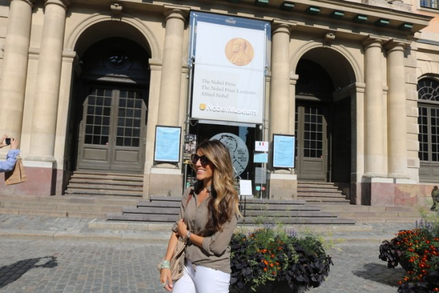 One Day in Stockholm