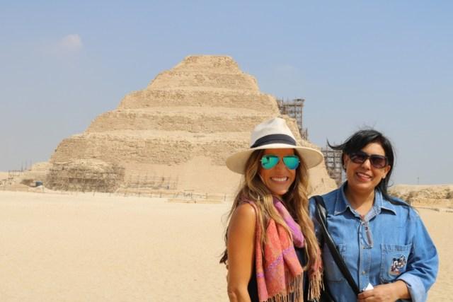 Visiting Egypt, Egyptian Pyramids: Saqqara