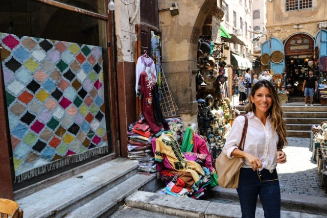 Visiting Egypt, Khan el-Khalili Market
