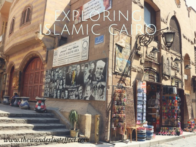 Exploring Islamic Cairo