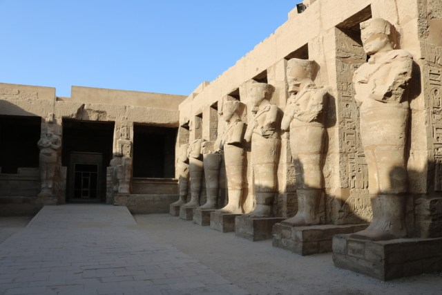 Temples in Luxor: Karnak Temple