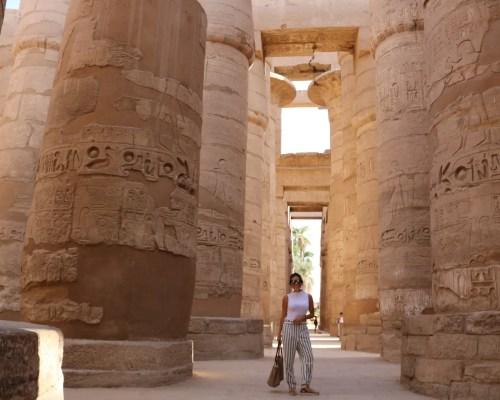 Three Days in Luxor