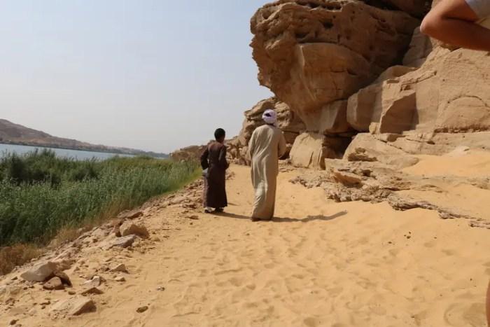 Nour el Nil Itinerary: Gebel Silsileh
