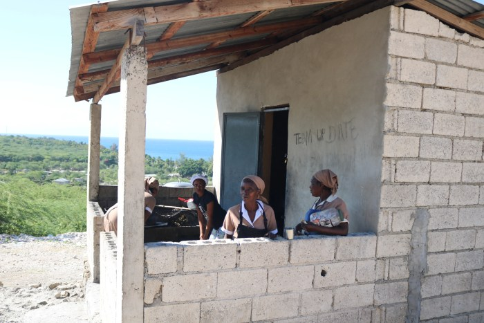 Mission of Grace, Haiti