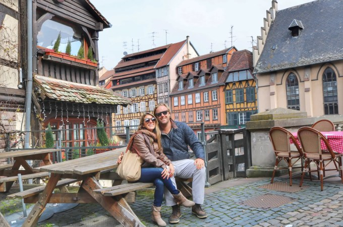 One Day in Strasbourg