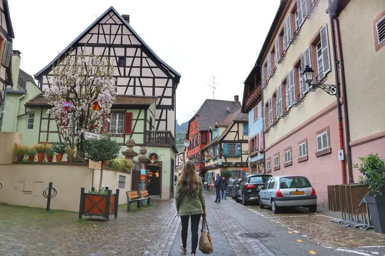 Alsace Itinerary: Ribeauville, France