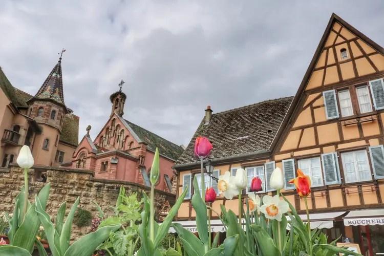 Egusheim, Alsace