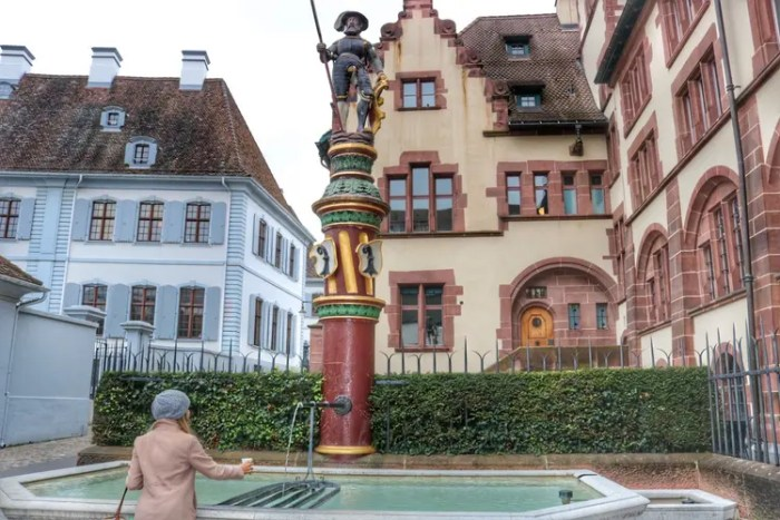 Switzerland: One Day in Basel