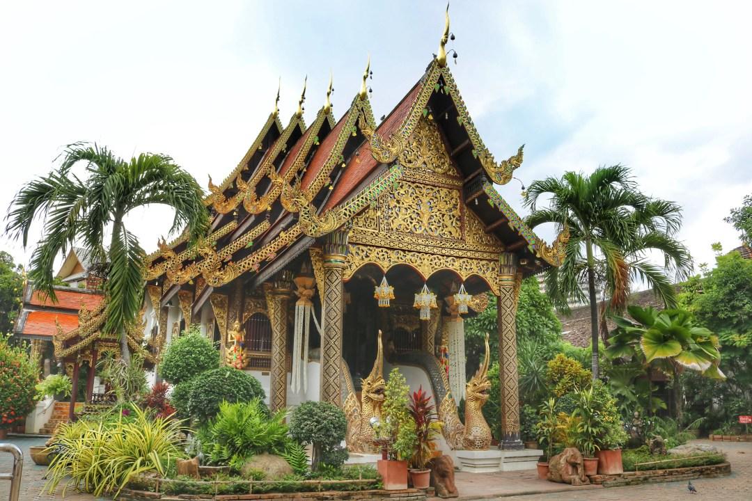 Three Days in Chiang Mai