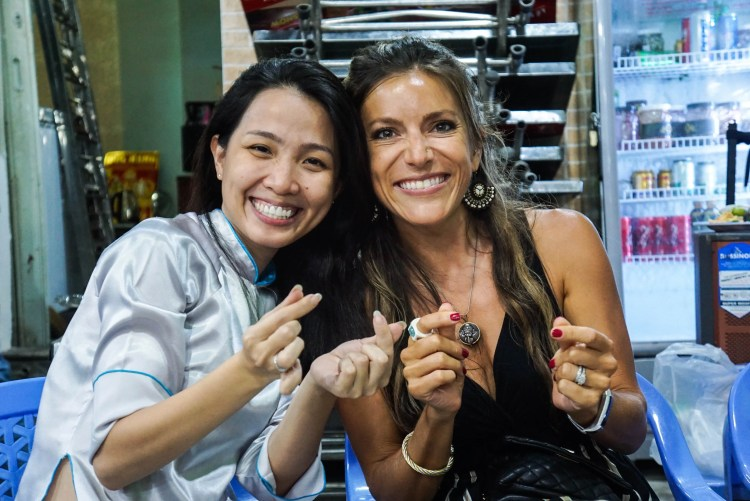 Exploring Saigon's Food Scene by Motorbike with XO Tours