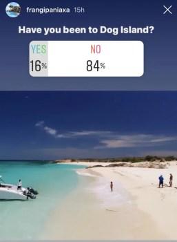 Dog Island Anguilla Poll