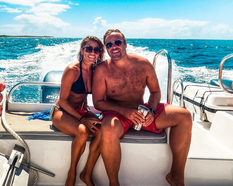 Boating in Anguilla