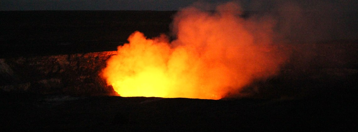 Lava Viewing On The Big Island With Kapohokine Adventures