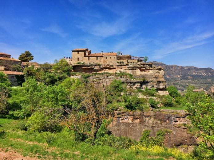 Sport Climbing - Siurana is one of the most popular Spanish sport climbing destinations