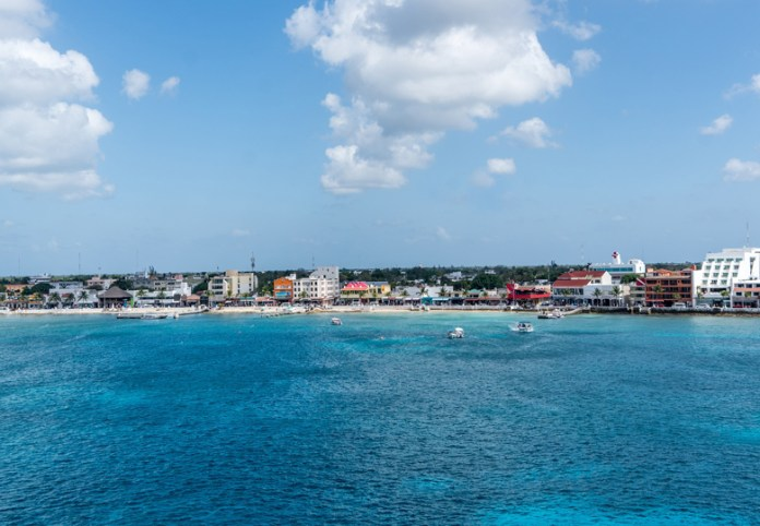 Today Cozumel is a popular tourist destination and is well known for its good diving.