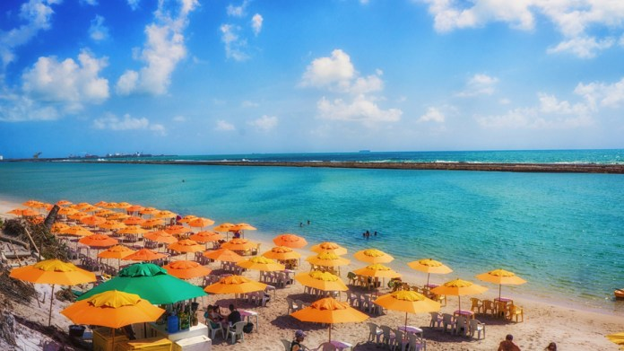 The main tourist feature of the municipality could not be the world famous beach of Porto de Galinhas, elected ten times in a row the