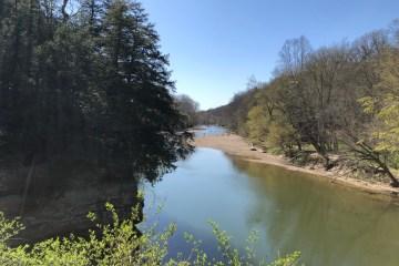Turkey Run State Park Sugar Creek