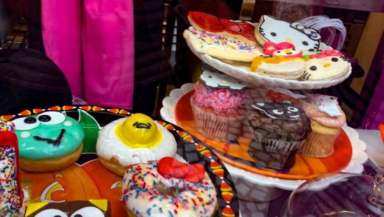 Hello Kitty Cafe Vegas desserts