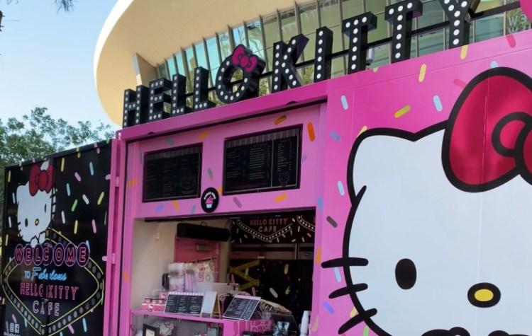 Hello Kitty Cafe Vegas
