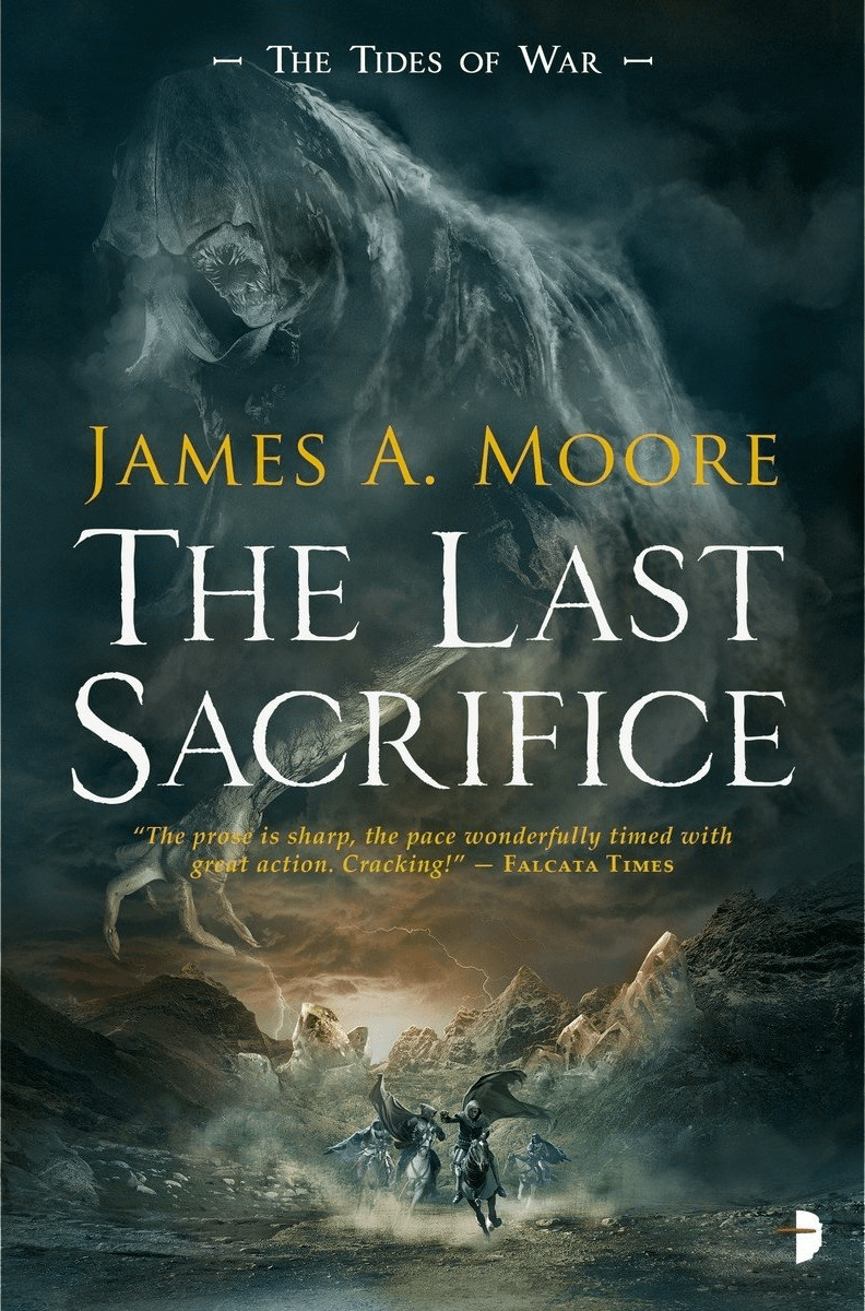 The Last Sacrifice – James A. Moore