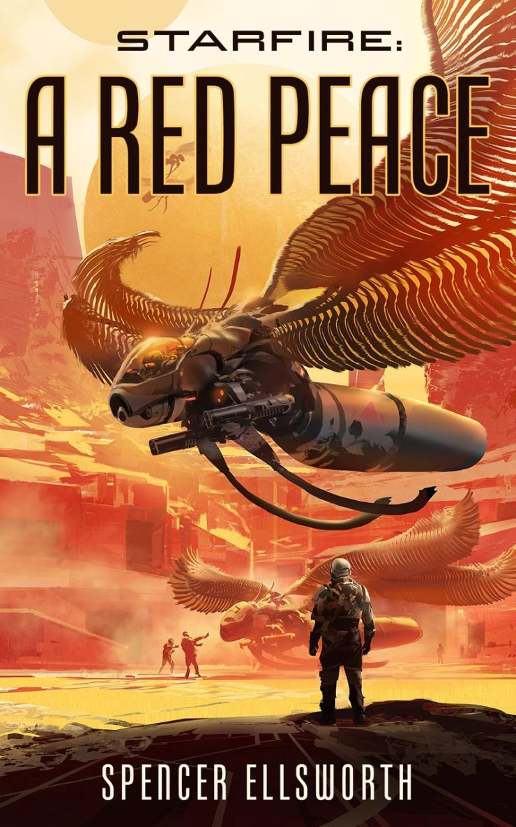 Starfire: A Red Peace – Spencer Ellsworth