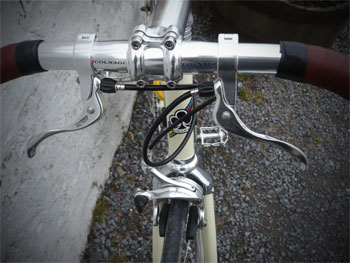 tektro brake levers