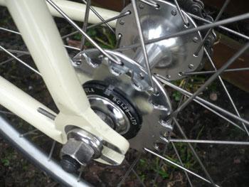fixed sprocket