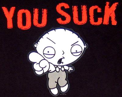 Stewie says it all