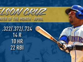 Nelson Cruz team promotional photo