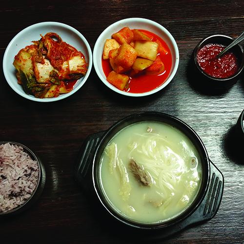 korean foods - c