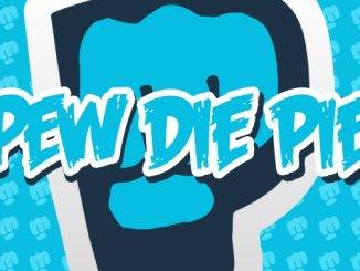 pew die pie logo