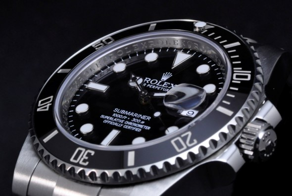Rolex Submariner 116610 Watch Case