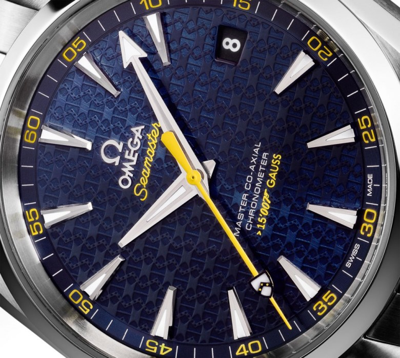 James Bond Omega Seamaster Aqua Terra - Limited Edition 007 Spectre, 15,700 Gauss Watch