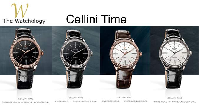 Rolex Cellini Time Review