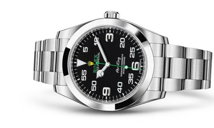 The return of The New Rolex Air King
